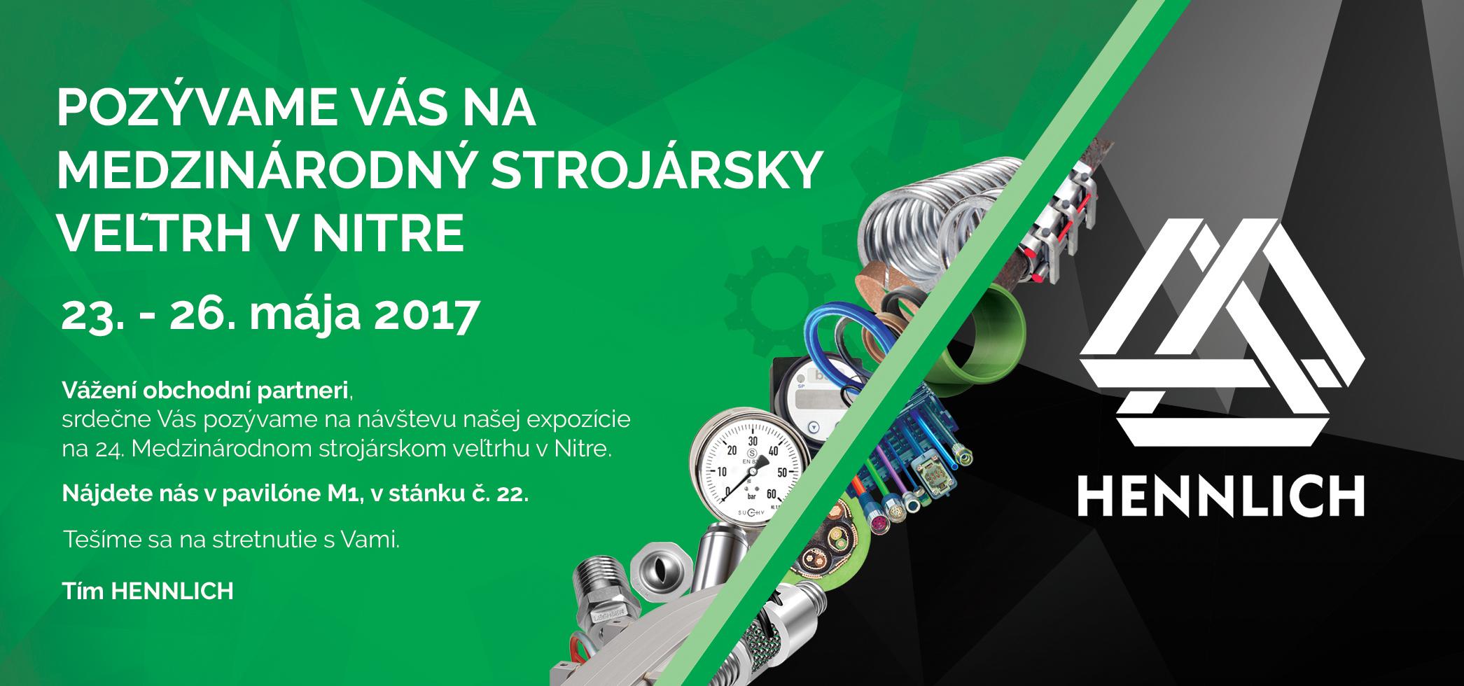 4d6c9a025 MSV Nitra 2017 - tešíme sa na Vás v našej expozícii: špičková ...